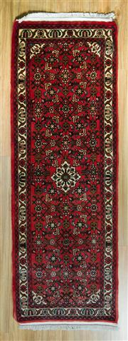 Sale 8617C - Lot 28 - Persian Husseinabad 208x70