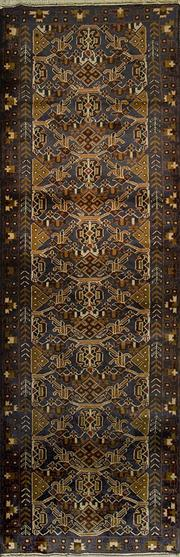 Sale 8345C - Lot 44 - Persian Baluch 290cm x 93cm