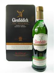 Sale 8329 - Lot 541 - 1x Glenfiddich The Original Single Malt Scotch Whisky - limited edition inspired by the 1963 straight malt, in presentation tin wi...