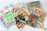 Sale 8540 - Lot 72 - Comic Book Collection incl. Eagle