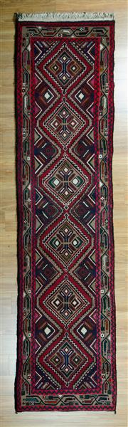Sale 8617C - Lot 31 - Persian Hamadan 310x75