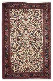 Sale 8725C - Lot 56 - A Persian Vintage Heriz Carpet, Hand-knotted Wool, 152x96cm RRP $1,800