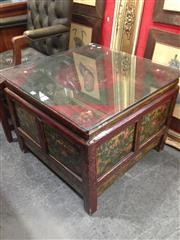 Sale 8740 - Lot 1375 - Chinese Side Table