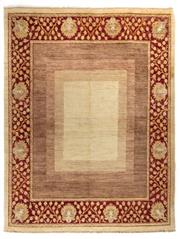 Sale 8790C - Lot 19 - An Afghan Chobi, Hand Spun In Naturally Dyed Wool, 320 x 246cm