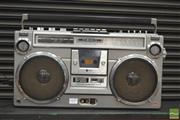 Sale 8275 - Lot 1039 - Sharp GF Ghetto Blaster