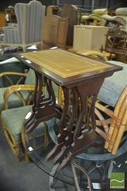 Sale 8331 - Lot 1330A - Nest of Three Tables