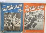 Sale 8418S - Lot 16 - 16 BIG LEAGUE 1974 Vol 55 Nos. 3 and 5 (both Wills Cup)