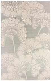 Sale 8563A - Lot 14 - The Florence Broadhurst Collection Design; Japanese Floral Made in; Nepal Colour; Grey/Cream Made from; Tibetan Wool & Chine...