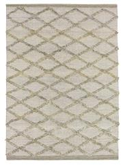 Sale 8725C - Lot 58 - An Indian Moroccan Inspired Flatweave, Sand, 160x230cm, RRP $1,200