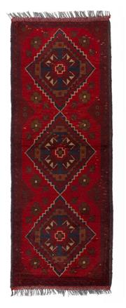 Sale 8790C - Lot 197 - A Persian Turkaman, Wool On Cotton Foundation Classed As Tribal Rugs, 150 x 50cm