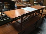 Sale 8859 - Lot 1079 - Remploy Teak Extension Coffee Table
