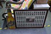 Sale 8035 - Lot 1089 - Penfolds Wine Print and Millers Bottle