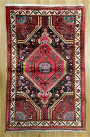 Sale 8617C - Lot 34 - Persian Saruq 120x80