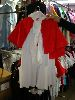Sale 7490 - Lot 1254 - 2 WHITE NURSES COSTUMES - RED CAPES