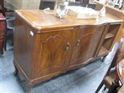 Sale 7944A - Lot 1004 - 3 Door Sideboard with Mirror Back (43)