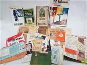 Sale 8900 - Lot 14 - Collection of Ephemera incl. Metters Price List Gas Stove Section 1936; J. Wippell & Co. Church Furniture in Metal, Wood & Stone...