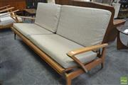 Sale 8275 - Lot 1095 - Maple Click Clack Day Bed