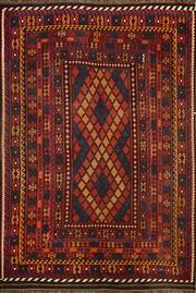 Sale 8345C - Lot 49 - Persian Kilim 294cm x 216cm