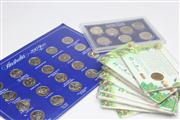 Sale 8670 - Lot 105 - Australian Mint Coin Collection inc 50c and $1