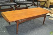 Sale 8275 - Lot 1010 - G-Plan fresco teak coffee table