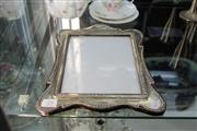 Sale 8283 - Lot 23 - English Hallmarked Sterling Silver Picture Frame
