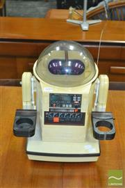 Sale 8326 - Lot 1059 - Japanese Tomy Robot Cassette Player