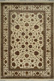 Sale 8402C - Lot 90 - Jaipor Silk & Wook 175cm x 240cm