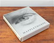 Sale 8838H - Lot 18 - A first edition hardcover catalogue of Mapplethorpe by Robert Mapplethorpe published by Random House.