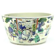 Sale 8244 - Lot 18 - Early Ching Style Famille Rose Bowl