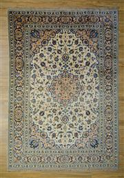 Sale 8559C - Lot 22 - Persian Kashan 265cm x 380cm