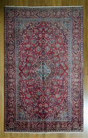 Sale 8617C - Lot 39 - Persian Kashan 205x130