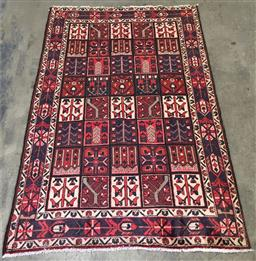 Sale 9151 - Lot 1241A - Hand knotted pure wool Persian bakhtiari (295 x 200cm)