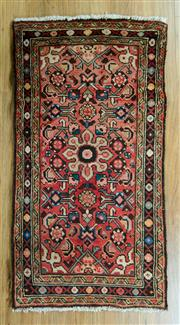 Sale 8617C - Lot 40 - Persian hamadan 110x60