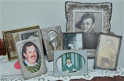 Sale 9103M - Lot 547 - A collection of sundry frames.