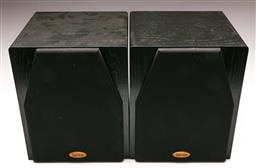 Sale 9136 - Lot 65 - A Pair of Legacy speakers