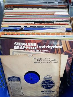 Sale 9254 - Lot 2358 - 3 boxes of Jazz records