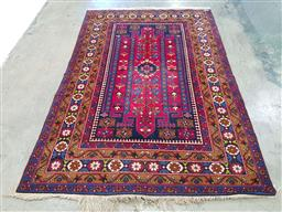 Sale 9174 - Lot 1162A - Red and blue tone Persian rug (245 x 165cm)
