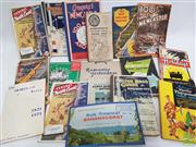 Sale 8900 - Lot 22 - Collection of Directories on Newcastle & Surrounding Areas