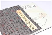 Sale 8694 - Lot 101 - Chinese Artist Book Containing Pictures