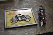Sale 8013 - Lot 1466A - Model Motor Cycle w Plaque