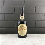 Sale 8588 - Lot 851 - 1x 1957 Glenview Fine Old Tawny Port, Barossa Valley