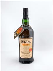 Sale 8531 - Lot 1955 - 1x Ardbeg Distillery Grooves Islay Single Malt Scotch Whisky - 2018 Special Committee Only Edition, 51.6% ABV, 700ml