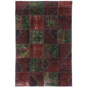 Sale 8830C - Lot 32 - A Turkish Vintage Patchwork in Handspun Wool 321x213 cm
