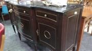 Sale 7944A - Lot 1032 - 3 Door Sideboard with 3 Drawers (81)