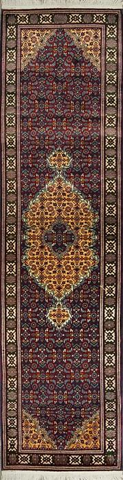 Sale 8345C - Lot 57 - Persian Tabriz 360cm x 90cm