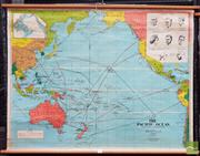 Sale 8493 - Lot 1095 - Chas. H. Scally Educational Map of the Pacific