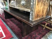 Sale 8817 - Lot 1041 - Timber Sushi Table