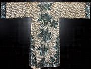 Sale 8134B - Lot 320 - A SENSATIONAL1920S HEAVILY SEQUINED AND BEADED KIMONO; silk has some fraying and deterioration, wax on sleeve, and stitching coming...