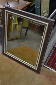 Sale 8127 - Lot 873 - Timber Framed Mirror