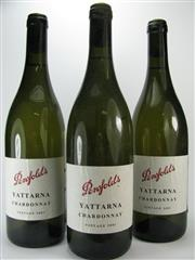 Sale 8238B - Lot 43 - 3x 2001 Penfolds Yattarna Chardonnay, South Australia